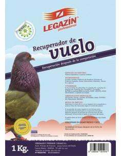 LEGAZÍN PROFESSIONAL RECUPERADOR DE VUELO PALOMAS - TAMAÑO: 1 KG