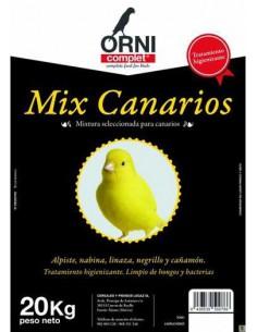 ORNI COMPLET MIX CANARIOS - TAMAÑO: 1 KG