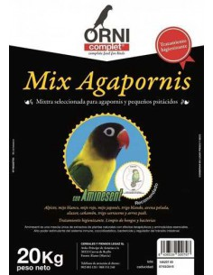 ORNI COMPLET MIX AGAPORNIS A.E.C.A
