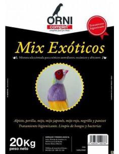ORNI COMPLET MIX EXÓTICOS - TAMAÑO: 1 KG