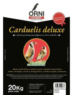 ORNI COMPLET CARDUELIS DELUXE - TAMAÑO: 4 KG