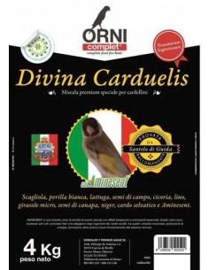 ORNI COMPLET DIVINA CARDUELIS - TAMAÑO: 4 KG