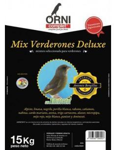 ORNI COMPLET MIX VERDERONES DELUXE - TAMAÑO: 4 KG