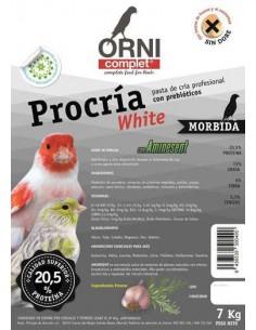 ORNI COMPLET PROCRÍA WHITE MÓRBIDA - TAMAÑO: 4 KG
