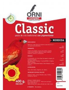 ORNI COMPLET CLASSIC MÓRBIDA ROJA - TAMAÑO: 400 GR