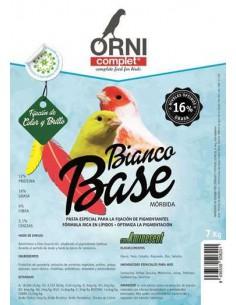ORNI COMPLET BIANCO BASE MÓRBIDA - TAMAÑO: 4 KG