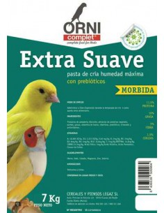 ORNI COMPLET EXTRA SUAVE