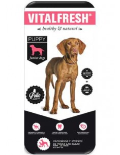 VITALFRESH PUPPY JUNIOR DOG - TAMAÑO: 4 KG