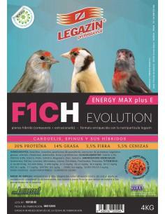 PIENSO LEGAZÍN F1CH EVOLUTION - TAMAÑO: 800 GR