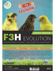 PIENSO LEGAZÍN F3H EVOLUTION - TAMAÑO: 800 GR