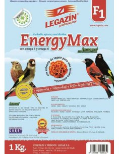 PIENSO LEGAZÍN F1 ENERGY MAX - TAMAÑO: 1 KG