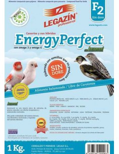 PIENSO LEGAZÍN F2 ENERGY PERFECT - TAMAÑO: 1 KG