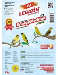 PIENSO LEGAZÍN F3 ENERGY MEDIUM - TAMAÑO: 1 KG
