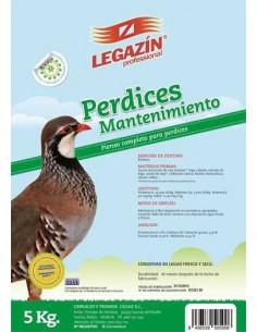 PIENSO LEGAZÍN PERDICES MANTENIMIENTO