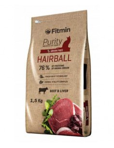 FITMIN PURITY HAIRBALL - TAMAÑO: 1,5 KG