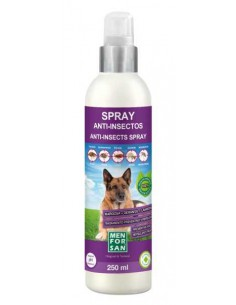 SPRAY ANTI-INSECTOS - TAMAÑO: 250 ML