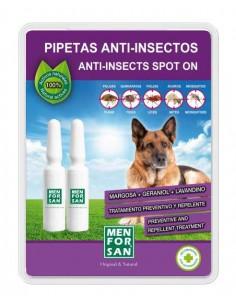 PIPETA ANTI-INSECTOS MENFORSAN – 2 UNIDADES