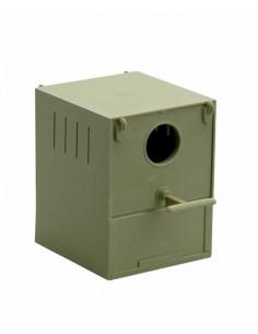 NIDO PERLA PVC 2G-R - TAMAÑO: 12 X 13 X 16 CM