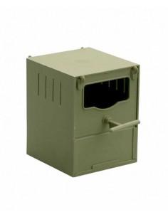 NIDO DIAMANTE GOULD PVC 2G-R - TAMAÑO: 12 X 13 X 16 CM