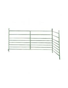 VALLA TELERA PARA OVEJAS COPELE - Largo: 100 cm - Color: Verde - Frente: 200 cm - 1