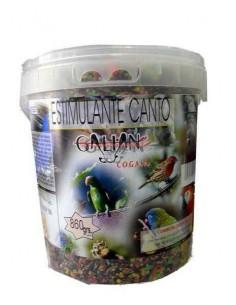 ESTIMULANTE DEL CANTO GALIAN - TAMAÑO: 900 GR