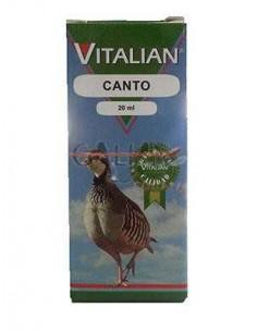 VITALIAN CANTO - 20 ML - TAMAÑO: 20 ML