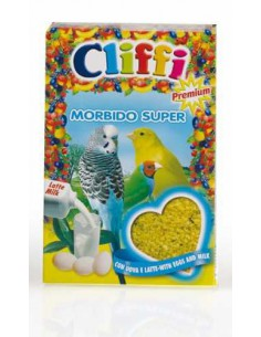 PASTA DE CRÍA MORBIDO SUPER CLIFFI