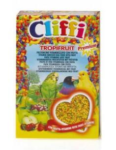 PASTA DE CRÍA TROPIFRUIT CLIFFI