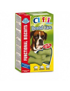 GALLETAS DENTAL CARE GRANDES RAZAS CLIFFI - TAMAÑO: 350 GR