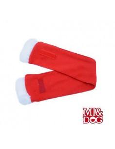 BUFANDA NAVIDAD  PARA PERROS MI&DOG - TAMAÑO: 57 X 10 CM