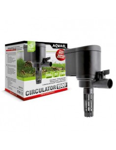 BOMBA INTERIOR CIRCULATOR-500 AQUAEL