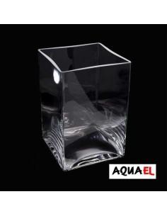 PECERA AQUA DECORIS CUBE GRANDE AQUAEL - TAMAÑO: 20 X 20 X 30 CM (12 LITRO)
