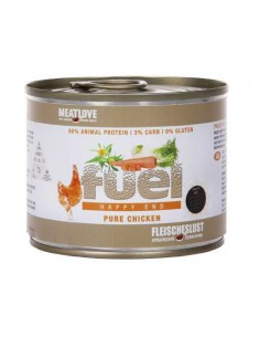 MEATLOVE FUEL CHICKEN - HAPPY END - TAMAÑO: 200 GR