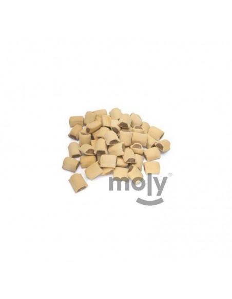 GALLETAS RELLENAS MEDULA MOLY - TAMAÑO: 2,5 KG