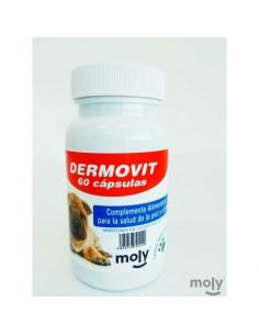 MOLY DERMOVIT - 60 CÁPSULAS