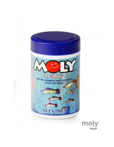 MOLY BABY ALEVINES - 65 GR - TAMAÑO: 65 GR