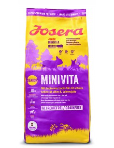 JOSERA MINIVITA PIENSO PARA PERROS - TAMAÑO: 900 GR