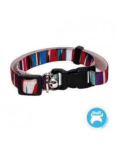 COLLAR ELASTICO PARA GATO FASHION BULL