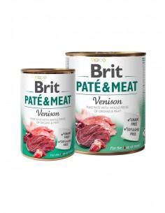 BRIT PATE & MEAT VENADO