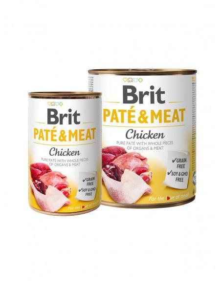 BRIT PATE & MEAT CHICKEN