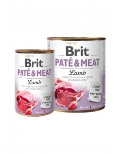 BRIT PATE & MEAT CORDERO