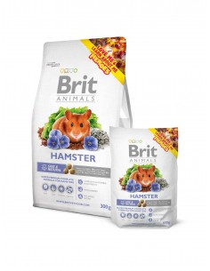 BRIT ANIMALS HAMSTER COMPLETE - TAMAÑO: 100 GR