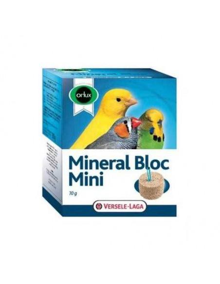 ORLUX MINERAL BLOC MINI ORLUX - TAMAÑO: 100 GR - 1