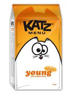 KATZ MENU YOUNG - TAMAÑO: 400 GR