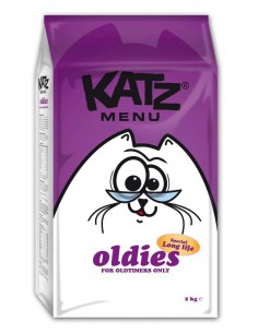 KATZ MENU OLDIES - TAMAÑO: 400 GR