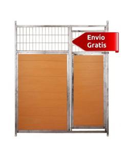 FRENTE DE BOXES PARA PERROS MIXTO COPELE - FRENTE: 150 CM - MODELO: SIN COMEDEROS