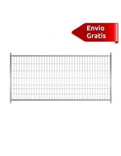 LATERAL DE BOXES PARA CACHORROS MALLA COPELE - FRENTE: 150 CM