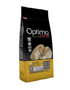CAT KITTEN POLLO Y ARROZ - TAMAÑO: 400 GR