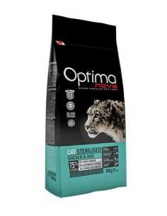 CAT STERILISED POLLO Y ARROZ - TAMAÑO: 400 GR