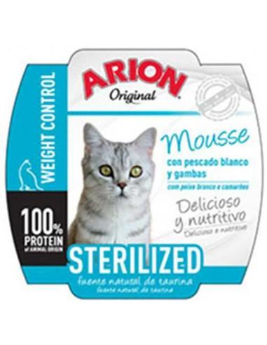 ARION ORIGINAL CAT WET STERILIZED 33/12 - TAMAÑO: 700 GR